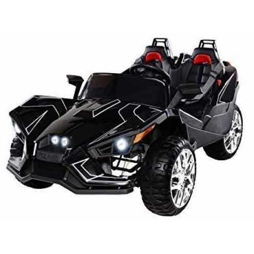 nachhaltig Actionbikes Motors Kinder Elektroauto GT Super Speed JC888 - 4x40 Watt Motor - 2-Sitzer - Eva Reifen - Allrad - Kinde... ökologisch