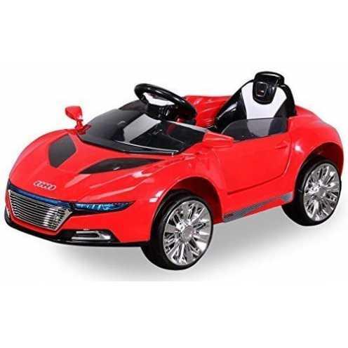 nachhaltig Actionbikes Motors Kinder Elektroauto Spyder A228 - Led Scheinwerfer - Fernbedienung - Weichgummiringreifen - Elektro... ökologisch