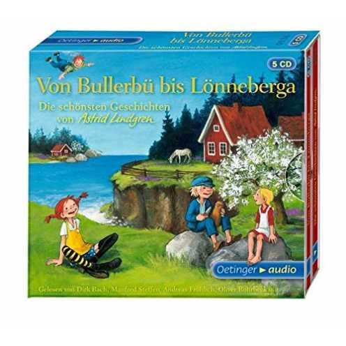 nachhaltig Von Bullerbü bis Lönneberga. Die schönsten Geschichten von Astrid Lindgren: Ungekürzte ... ökologisch