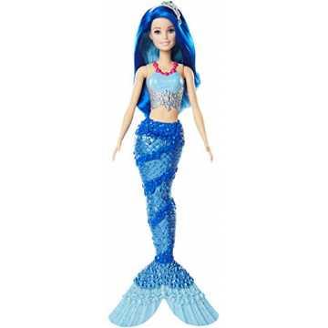 Barbie FJC92 Dreamtopia Juwelen-Meerjungfrau