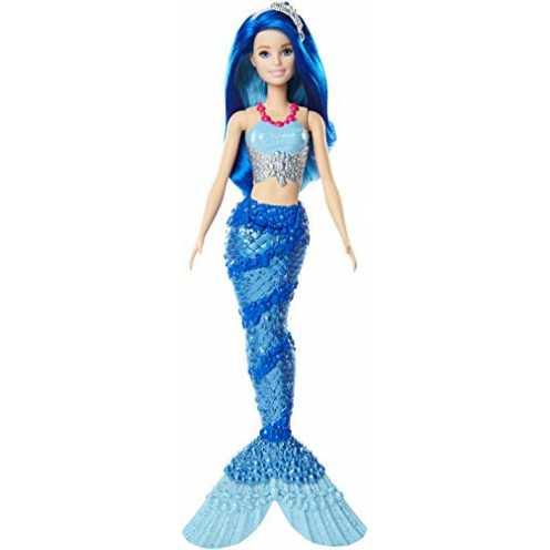 nachhaltig Barbie FJC92 Dreamtopia Juwelen-Meerjungfrau ökologisch
