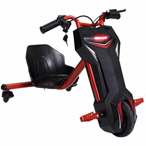 nachhaltig Charles Bentley-Kind-Kinder 360 Elektro 3 Wheeled Drift Swerve Trike Spielzeug - Zündsc... ökologisch