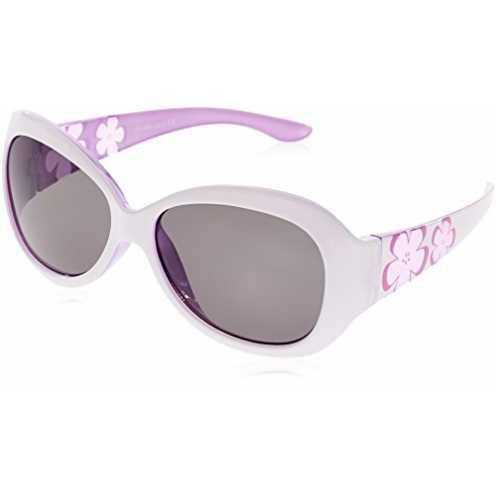 nachhaltig Dice Mädchen Sonnenbrille, shiny crystal, D03330 ökologisch
