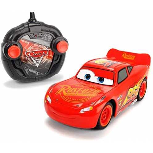 nachhaltig Dickie Toys 203084003 - RC Cars 3 Turbo Racer Lightning McQueen, RC-Fahrzeug, ferngeste... ökologisch