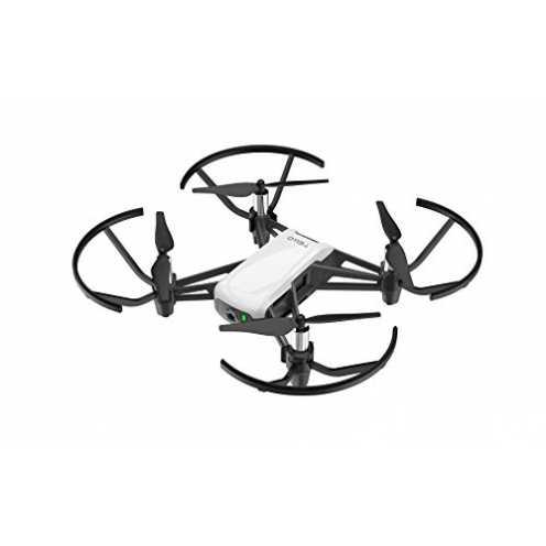 nachhaltig DJI Ryze Tello - Mini-Drohne ideal für kurze Videos mit EZ-Shots, VR-Brillen und Gameco... ökologisch