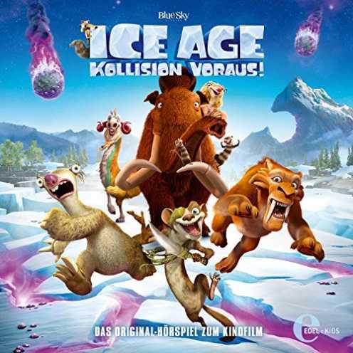 nachhaltig Ice Age 5 - Kollision voraus! (Das Original-Hörspiel zum Kinofilm) ökologisch