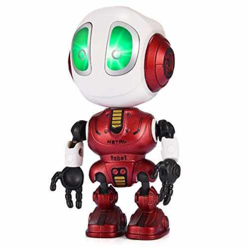 nachhaltig EUTOYZ Mädchen 3-8 Jahre, Sprechender Roboter für Kinder Spielzeug Mädchen 3-12 Jahre M... ökologisch
