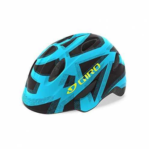 nachhaltig Giro Kinder Scamp Youth/Junior Fahrrad Helm, Iceberg Reveal Camo, Small/49-53 cm ökologisch
