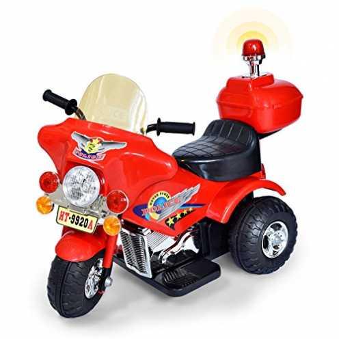 nachhaltig Goods & Gadgets Elektromotorrad | Kinderfahrzeuge Elektrofahrzeuge Kinderdreirad E-Scooter Kinderroller | Kinder-Moto... ökologisch