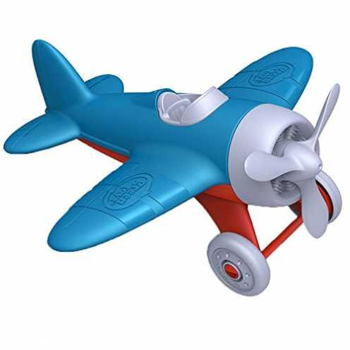 nachhaltig Green Toys AIRB-1027 -Flugzeug, blau ökologisch