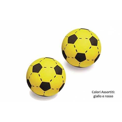 nachhaltig grosser Softball Fussball aus Schaumstoff 20 cm Art.84  sortiert ökologisch