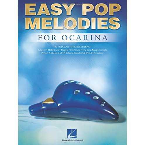 nachhaltig Easy Pop Melodies for Ocarina ökologisch