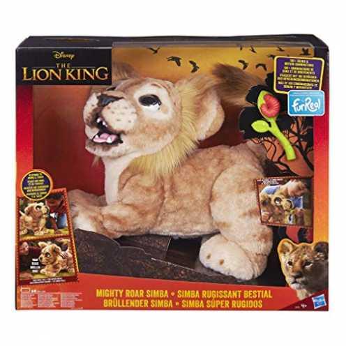 nachhaltig Hasbro E5679EU4 FurReal König der Löwen-Brüllender Simba, interaktives Plüschspielzeug,... ökologisch