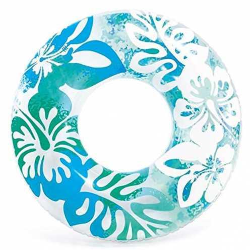 nachhaltig Intex 59251NP Schwimmring Clear Color Tube - Grundartikel ökologisch