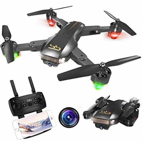 nachhaltig ScharkSpark Drohne Thunder mit Kamera Live Video, RC-Quadcopter, einfache für Anfänger ... ökologisch