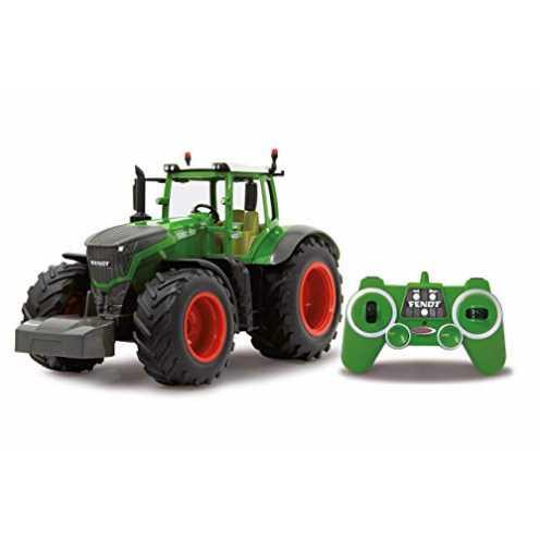 nachhaltig Jamara 405035 - Fendt 1050 Vario 1:16 2,4Ghz - RC Traktor, Motorsound (abschaltbar), Rü... ökologisch
