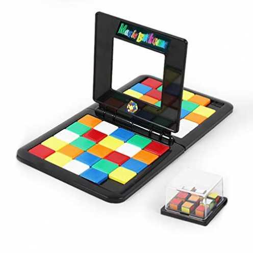 nachhaltig JOSE9A Kinder Kinder pädagogische Puzzle Blöcke Tabelle Spiel interaktives Geschenk ökologisch