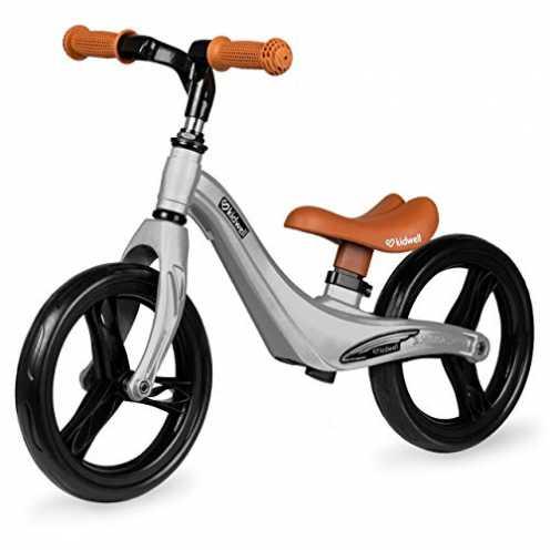 nachhaltig KIDWELL FORCE Kinder Laufrad ab 2 Jahren | Gleichgewichtstraining Balance Lauffahrrad m... ökologisch