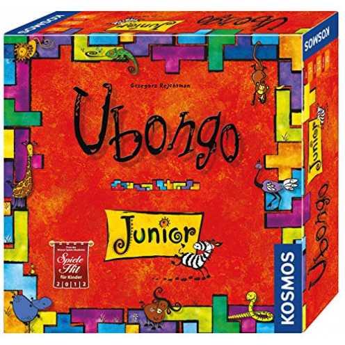 nachhaltig Kosmos 697396 - Ubongo Junior ökologisch