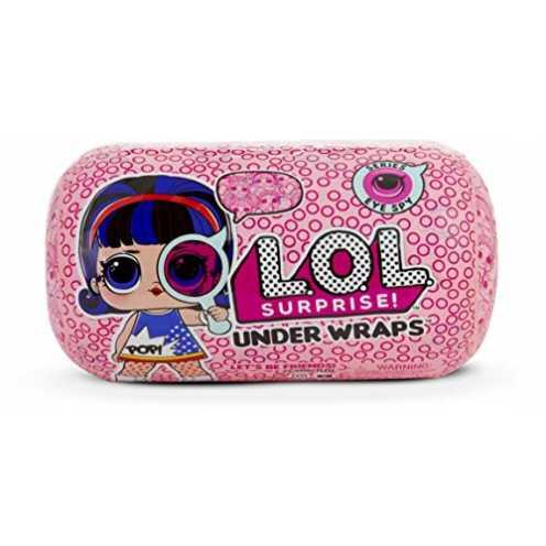 nachhaltig L.O.L. Surprise 552055E7C Under Wraps-Eye Spy 1A, Verschiedene Farben ökologisch