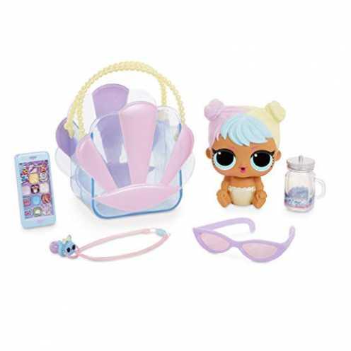 nachhaltig L.O.L. Surprise! 562498 L.O.L. Surprise OOH LA Babies-Lil Bon, Mehrfarbig ökologisch