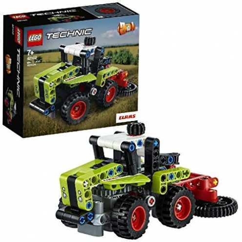 nachhaltig LEGO 42102 - Mini CLAAS XERION, Technic, Bauset ökologisch