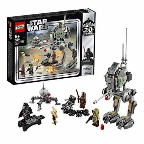 nachhaltig LEGO 75261 Star Wars Kinderspielzeug, Bunt ökologisch
