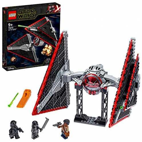 nachhaltig LEGO 75272 - Sith TIE Fighter, Star Wars, Bauset ökologisch