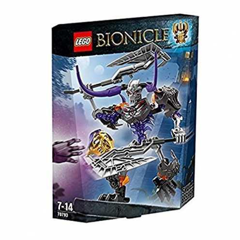 nachhaltig LEGO Bionicle 70793 - Totenkopf-Stürmer ökologisch