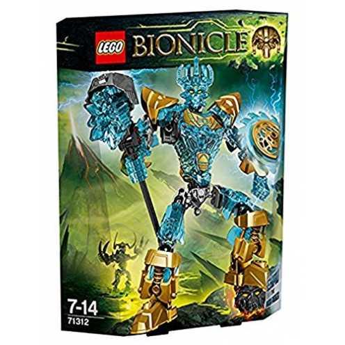 nachhaltig LEGO Bionicle 71312 - Ekimu der Maskenmacher ökologisch