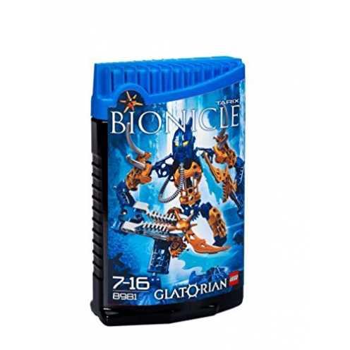 nachhaltig LEGO Bionicle 8981 - Tarix ökologisch