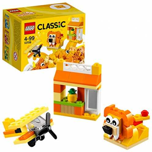 nachhaltig LEGO Classic 10709 - Kreativ-Box ökologisch
