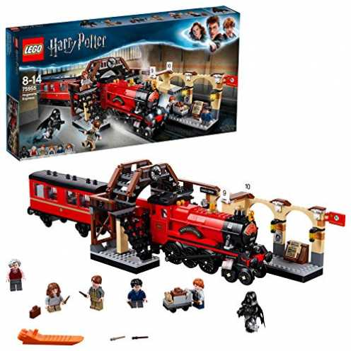 nachhaltig LEGOHarryPotter - HogwartsExpress (75955) Bauset (801Teile) ökologisch