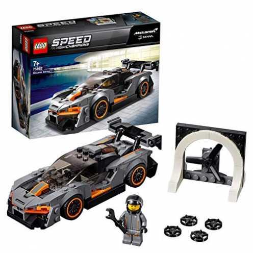 nachhaltig LEGO Speed Champions 75892 McLaren Senna ökologisch