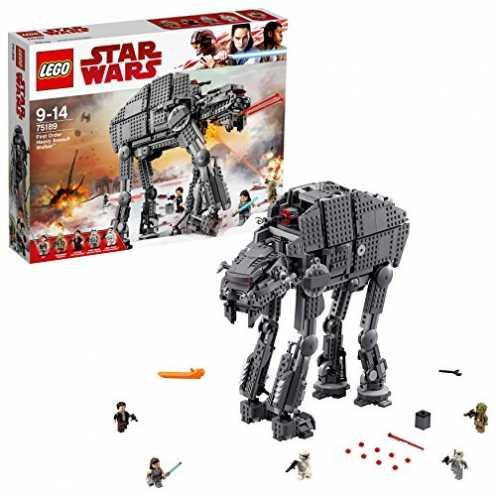 nachhaltig LEGO Star Wars 75189 - First Order Heavy Assault Walker ökologisch