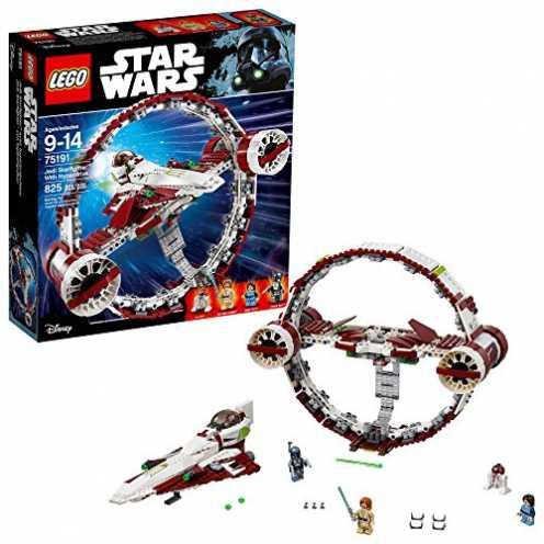 nachhaltig LEGO Star Wars 75191 Jedi StarfighterTM With Hyperdrive ökologisch