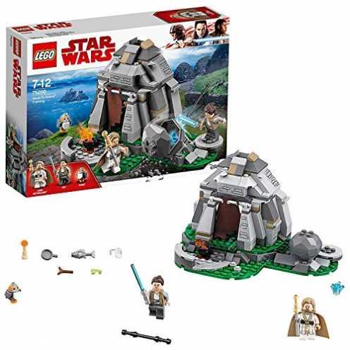 nachhaltig LEGO Star Wars 75200 - Ahch-To Island Training, Spielzeug ökologisch