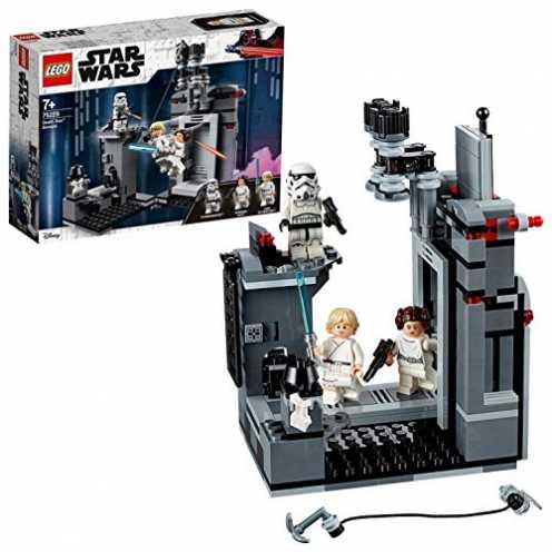 nachhaltig LEGO Star Wars 75229 - Flucht vom Todesstern ökologisch
