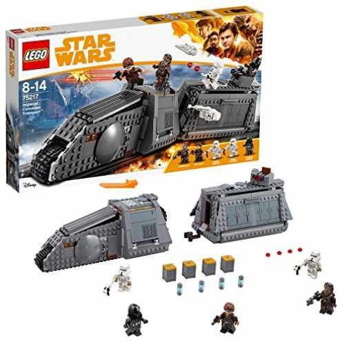 nachhaltig LEGO Star Wars Imperial Conveyex Transport (75217), Star Wars Spielzeug ökologisch