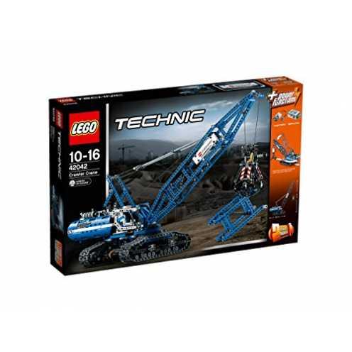 nachhaltig LEGO Technic 42042 - Seilbagger ökologisch