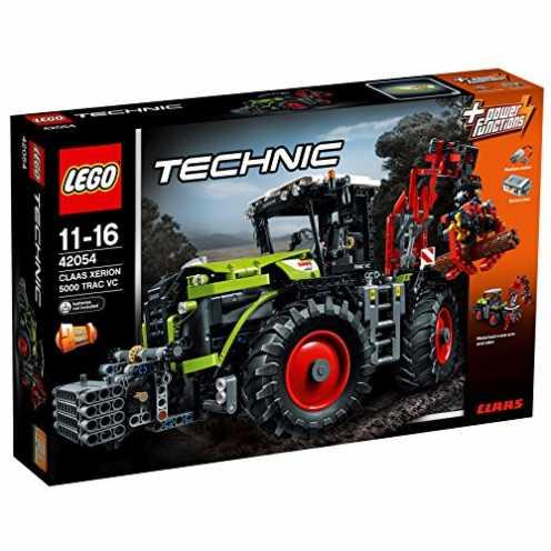 nachhaltig LEGO Technic 42054 - Claas Xerion 5000 TRAC VC ökologisch