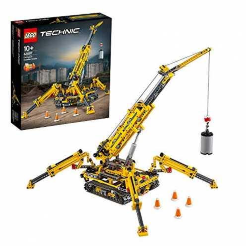 nachhaltig LEGO Technic 42097 - Spinnenkran ökologisch