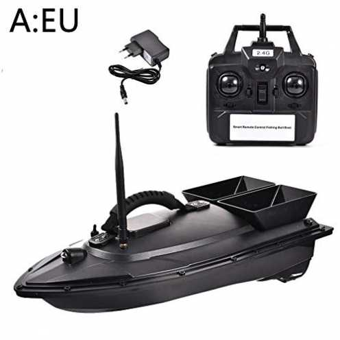nachhaltig Liery Ferngesteuertes Boot, Flytec Smart Fishing Tool RC Bootsköder Digitale Automatisc... ökologisch