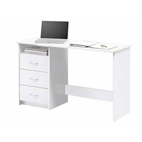 nachhaltig möbelando Schreibtisch Computertisch Arbeitstisch Bürotisch Laptoptisch Büromöbel Mack ... ökologisch
