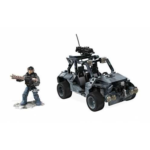 nachhaltig Mega Construx DXB63 Mattel Mega Bloks DXB63-Collectors Call of Duty ATV Ground Recon, Baukästen ökologisch