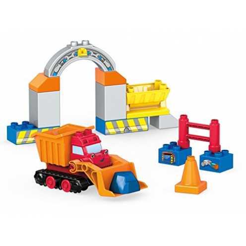 nachhaltig Mega Construx FFF22 - Mattel Bob der Buddels Steinverladestation, Spielzeug ökologisch