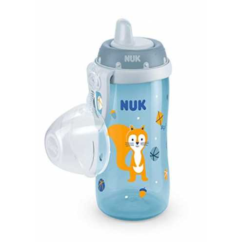 nachhaltig Nuk Kiddy Cup Trinklernflasche mit Harte Trinktülle, auslaufsicher, 12+ Monate, BPA-fre... ökologisch
