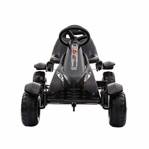 nachhaltig Kinder Go Karts Pedal Powered Fahrrad 4 Rad Racer Spielzeug Stealth Pedal Powered Outdo... ökologisch