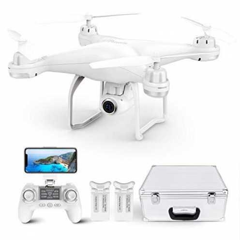 nachhaltig Potensic FPV Drohne mit 1080P HD Kamera, RC Quadrocopter, Dual GPS und Follow me Funkti... ökologisch