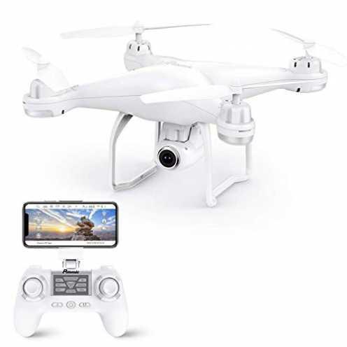 nachhaltig Potensic GPS FPV Drohne mit 1080P HD Kamera, RC Quadrocopter, Dual GPS und Follow me Fu... ökologisch